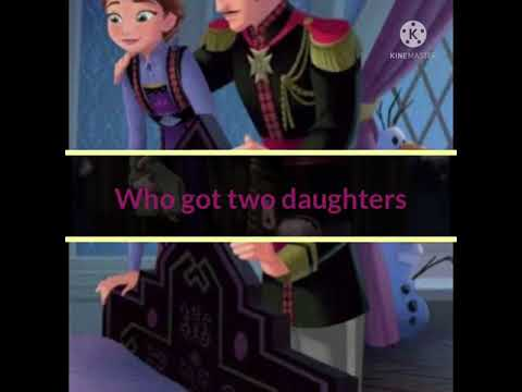 Download There once was a king and queen who got two Daughter Elsa and Anna