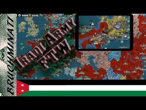 World Conqueror 4 Patriotic War Mod | Iraq 1939 #2; Unleashing The Tank Generals On Japan