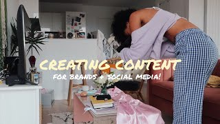 The Reality of an Instagram Bloggers Life   Creating Content