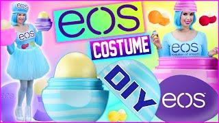 diy eos lip balm costume   diy eos halloween costume   be an eos lip balm for halloween