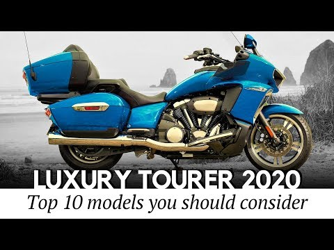 Top 10 Luxury Touring Motorcycles Of Today: New And All-Time Favorite Models