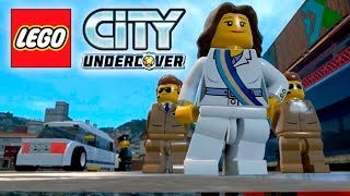 LEGO City Undercover. Глава 1: Новый друг научит, а старый недруг проучит! Мультяшная игра для детей