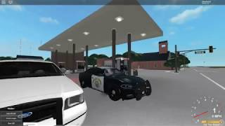 Roblox BCRP Police roleplay
