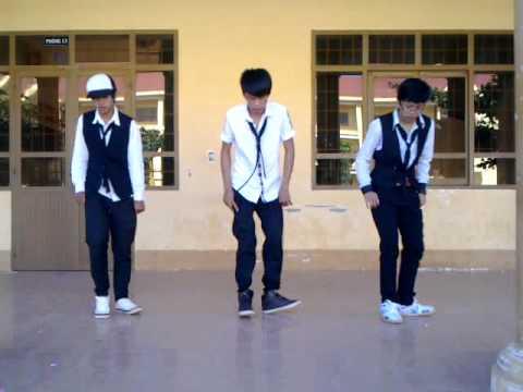 [DANCE COVER] FICTION - B2ST THPT Viet Duc DakLak