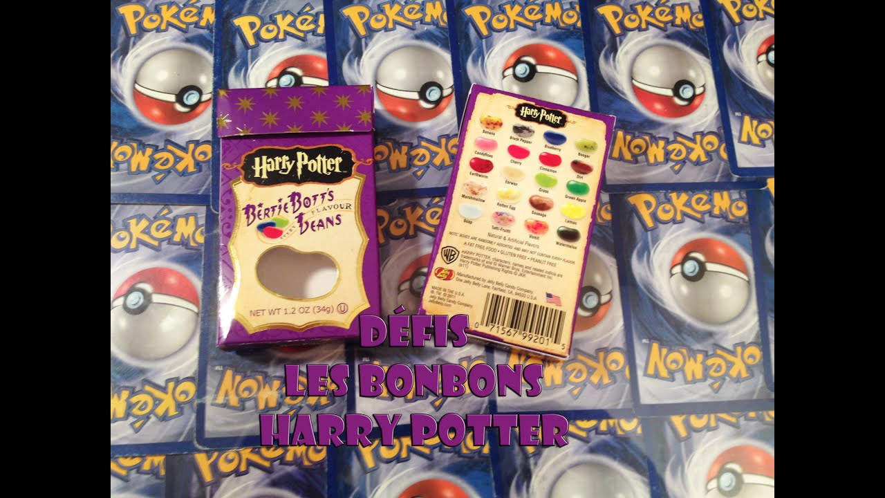 D fis les bonbons harry potter youtube for Marque de meuble francais