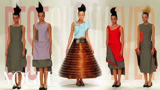 Why Hussein Chalayan's Fall 2000 Show Was the Best Show Ever | Vogue