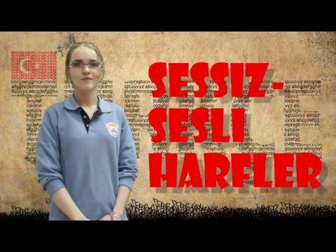 Sesli ve Sessiz Harfler- Vocala si Consoane