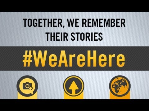 #WeAreHere Commemorate Holocaust Memorial Day With the IDF on the Internet