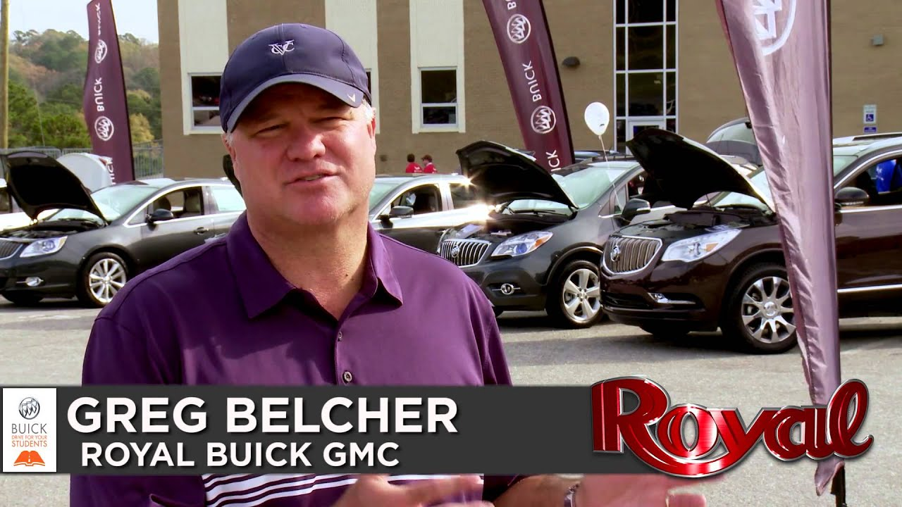 Royal Automotive Buick Drive For Your Students