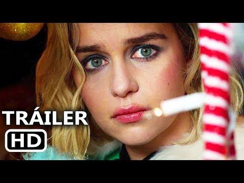LAST CHRISTMAS Tráiler Español Latino SUBTITULADO (Emilia Clarke, 2019)