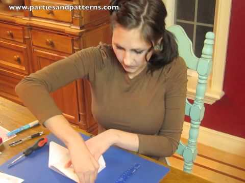 Homemade bridal shower invitations youtube homemade bridal shower invitations filmwisefo
