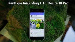 HTC Desire 10 Pro chơi Asphalt 8