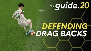 STOP Conceding Goals To The Most Used Skill Move In FIFA 20! How to defend the drag back in 1vs1!