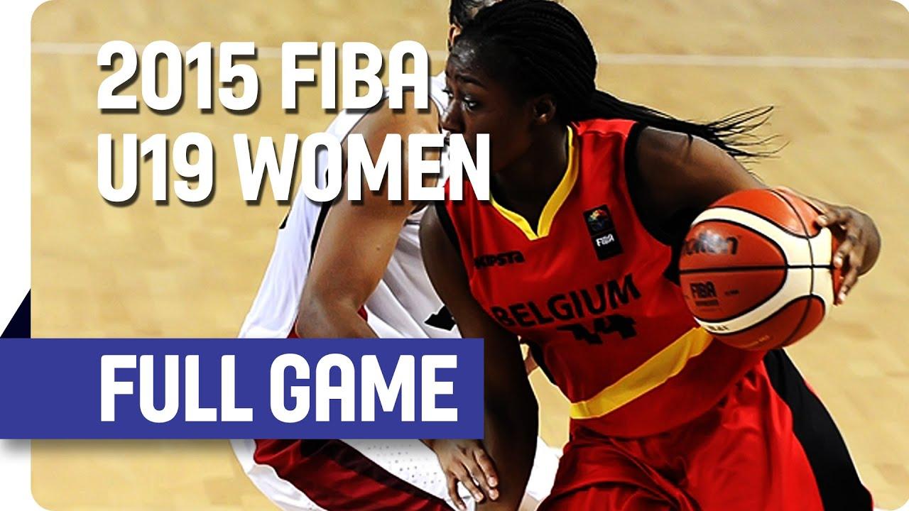#FIBAAfrobasketWomen - : Mozambique v Angola (Highlights)
