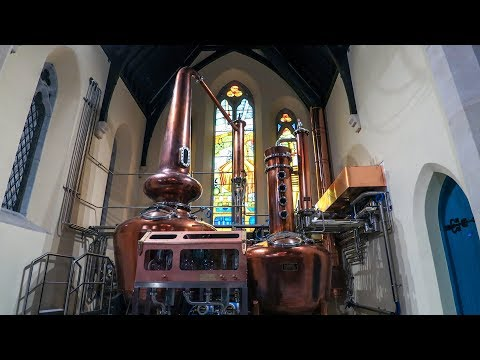 WhiskyCast HD: Reviving Whiskey Distilling in Dublin's Liberties