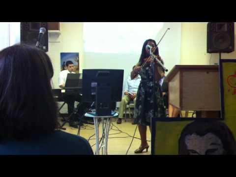 Via Dolorosa Violin + Piano