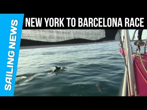 New York to Barcelona Race | Jour 7