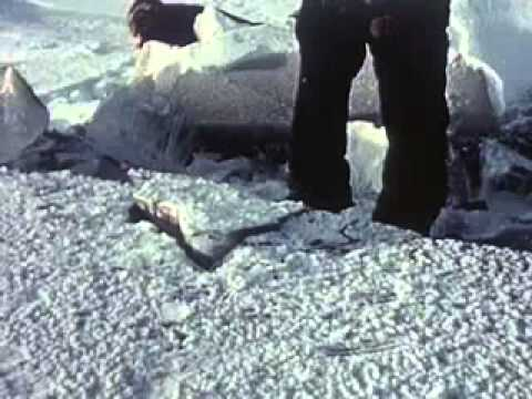 Inuit Eskimos - Winter in Western Alaska - 1950