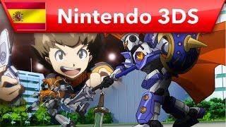Inazuma Eleven GO! - Crea tu 11 ideal y descubre la aventura de LBX (Nintendo 3DS