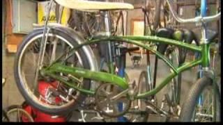 Intro To Vintage Bicycles : Vintage Bicycles: Restoring