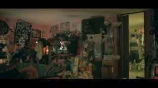 Смотреть клип Salmo Ft. Cyberpunkers - Russell Crowe
