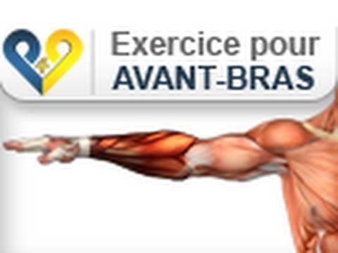 Musculation avant-bras  Flexion poignets avec barre - YouTube 14b7059f7e1