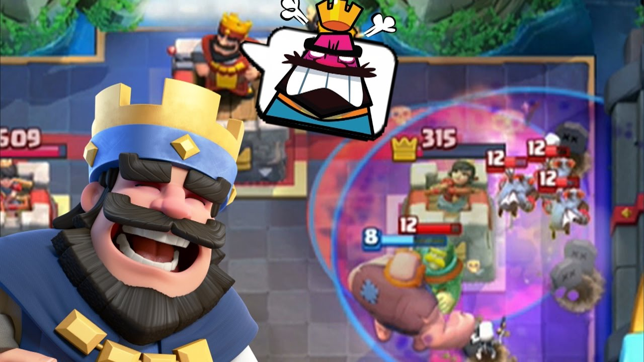 NEW META?! Graveyard Poison Deck Is AWESOME! Clash Royale