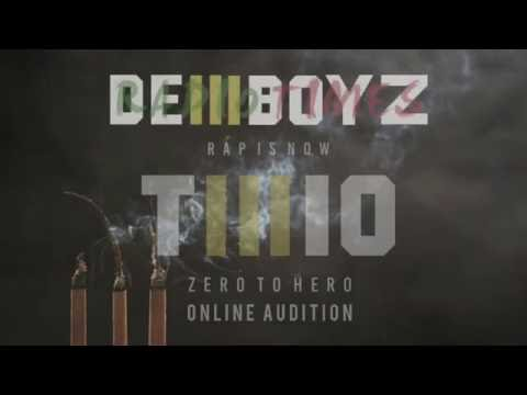 TWIO3 : 6969 DEMBOYZ RADIO TIMES (ONLINE AUDITION) | RAP IS NOW
