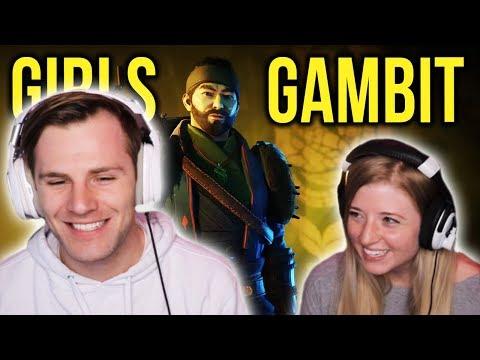 GIRLS & GAMBIT (Destiny 2) thumbnail