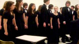 2010 RCHS Renaissance Ensemble -You Stole My Love