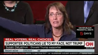 Unhinged Birther Trump Supporter Loses It on Camera, Caught in Outrageous Lies