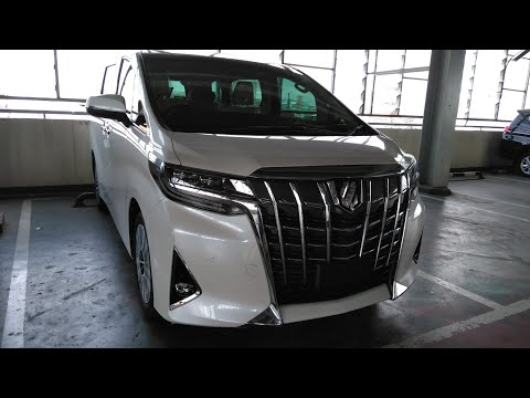 All New Alphard Facelift Kijang Innova 2.0 G M/t Lux Toyota 2018 2 5 X A T In Depth Review Indonesia