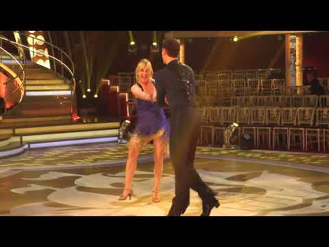 Blue Peter Does Strictly - Dress Rehearsals