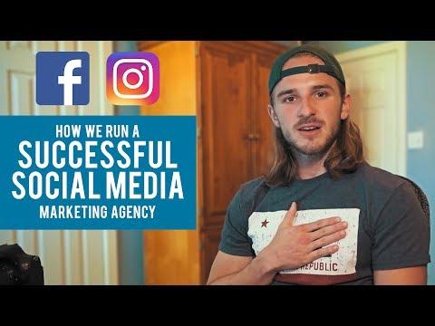 How We Run a Successful Social Media Marketing Agency