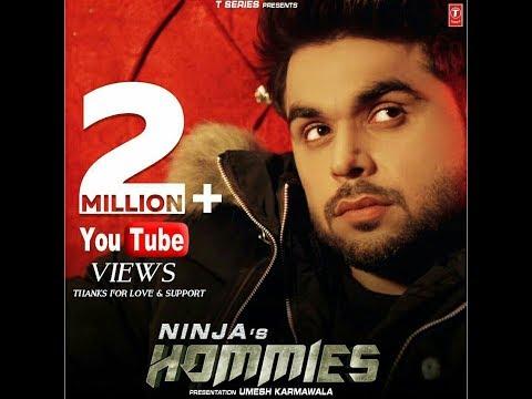 hommines-ninja-new-song-full-video-|-download-720p-|-punjabi-video-2019-avex-flim