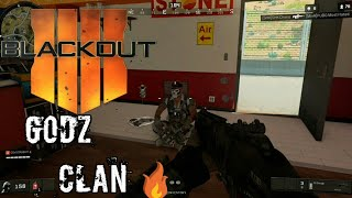 Call of Duty Black ops 4 | Introducing GODz Clan Leader Scrub 🔥| Blackout montage | Highlights 🔥🗣