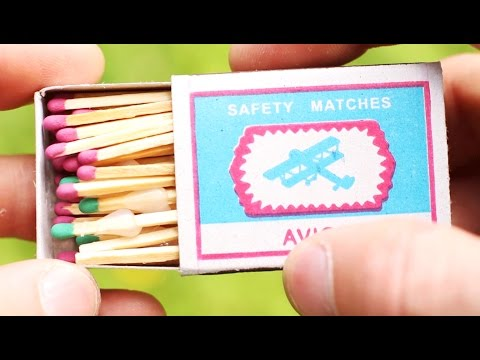 10 MATCHES LIFE HACKS YOU SHOULD KNOW!