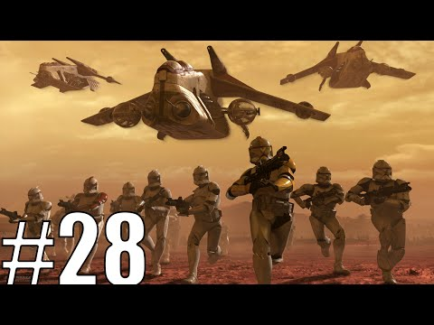 Star Wars Republic at War as The Republic Part 28 - Order 66