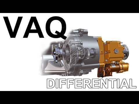 How the VW (VAQ) Electronic Limited Slip Differential Works (MK7 PP)