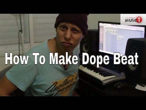 How To Make Dope Beat With DataBaseMusic1