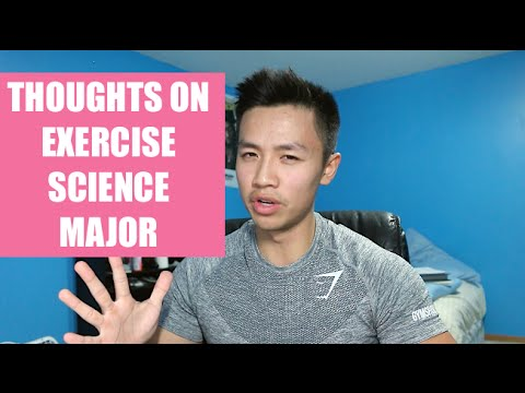Exercise Science / Kinesiology Major | Thoughts From A Graduated Student