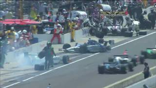 2010 Indianapolis 500 Race Highlights