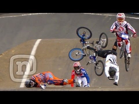 2013 Brutal BMX Crash Reel: Worst Of Crooked World BMX
