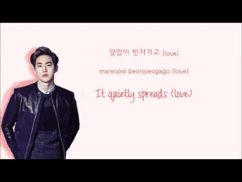 EXO-K - Beautiful (Korean Version) (Color Coded Hangul/Rom/Eng Lyrics)