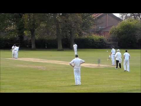 more bowling against yorkshire academy