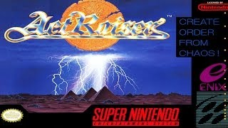 Why ActRaiser Is My Favorite Game Of All-Time