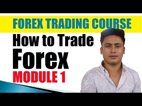 Module 1: How to Trade Forex Philippines for Beginners Step by Step TAGALOG Tutorial