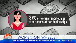 Today Extra - Women & Cars with Madam Wheels