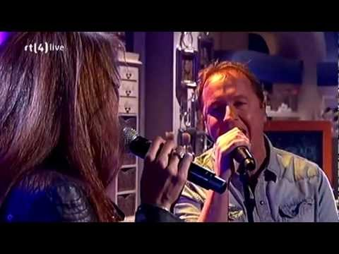 Glennis Grace & Edwin Evers - Wil je niet nog 1 nacht - Life4You 08-01-12 HD