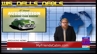 Automotion in Wisconsin Dells promoted by wis dells deals sponsored by my friends cabin